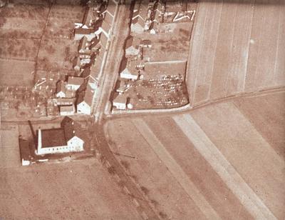 Luftaufnahme von 1914